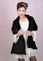 Mink Fur Poncho Fur Cape Fur Scarves Mink Fur Scarf Mink Fur Wraps Mink Fur Shaw 5