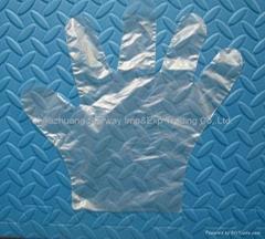 PE Gloves PolyEthylene Gloves Disposable PE Gloves