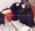 Women's Sheepskin Sheep Fur Coats Fur Jacket With 3 Colors Europe Orders 10Z 5