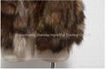 Women's Raccoon Fur Vest Raccoon Fur Coats Raccoon Fur Jackets Z11 5