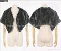Women's Rex Rabbit Fur Coats Rex Rabbit Fur Jacket Rex Rabbit Fur Vests Z40 2Col 2