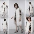 Women's Sheepskin Fur Vests Sheep Fur
