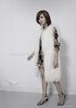 Women's Sheepskin Fur Vests Sheep Fur Vests Sheepskin Vests Sheepskin Coats Z48  3