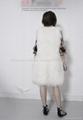 Women's Sheepskin Fur Vests Sheep Fur Vests Sheepskin Vests Sheepskin Coats Z48  4