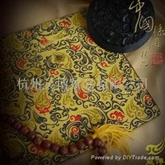 供应杭州丝绸鼠标垫(马王堆系列)会议礼品/布艺礼品