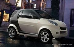 LUJO SH electric car