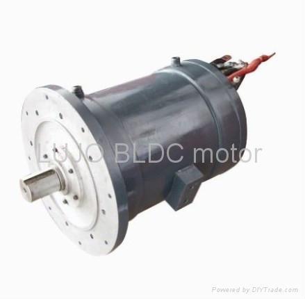 Permanent Magnet Brushless Dc Motor Motor 3 120kw Lujo