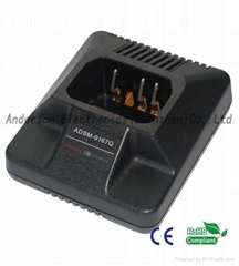 Two-way radio charger HNN9167 for GP300, P1225, P110, GTX