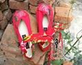 绣花鞋kd01
