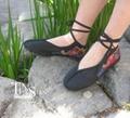 2012绣花女鞋dx-xh03 3