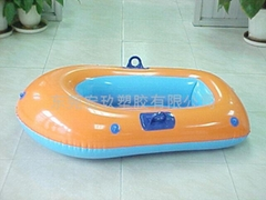 PVC充气划艇