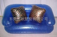 PVC充气沙发