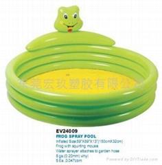 PVC充气游泳池