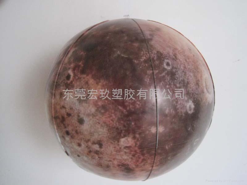 PVC充氣九大行星系列 1