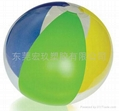 PVC充氣海攤球 2