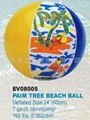 PVC充氣海攤球 3