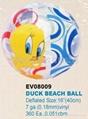PVC充氣海攤球 5
