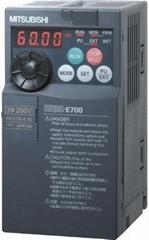 三菱變頻器E740-0.75K 1.5K 2.2K 3.7K