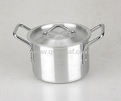Aluminum 7 pcs cooking pots