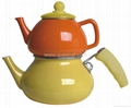 Enamel Tea Pot 1