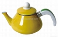 Enamel Tea Pot 4