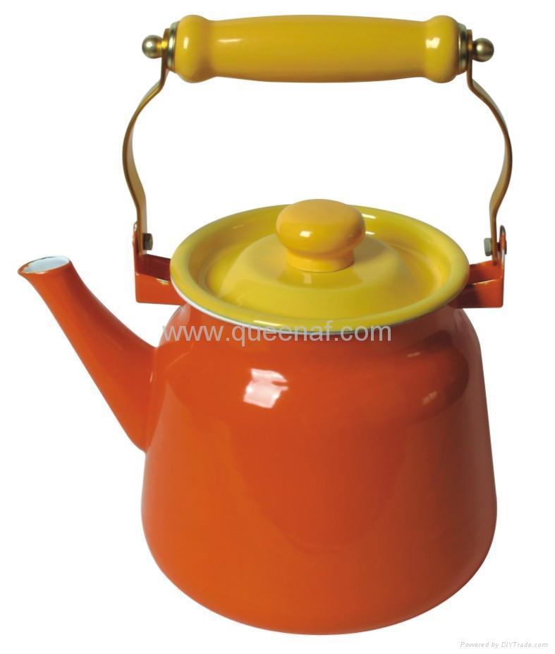 Enamel Tea Pot 5