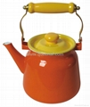 Enamel Tea Pot 5