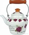 Enamel Tea Pot 4