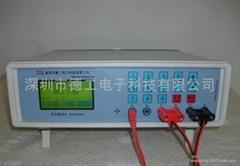1-2节 电池测试仪 W602