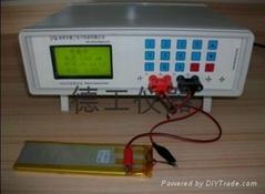 锂-聚合物电池容量测试仪器