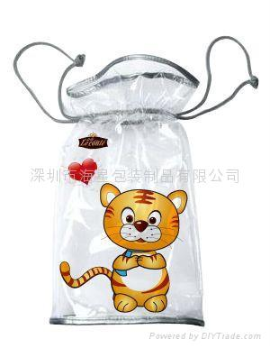 PVC packaging bags 3