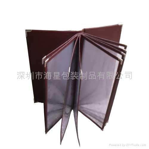 PVC packaging bags 5