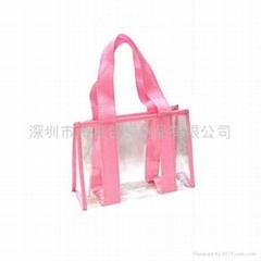 PVC handbag