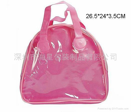 PVC handbag 3