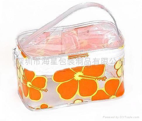 PVC handbag 5
