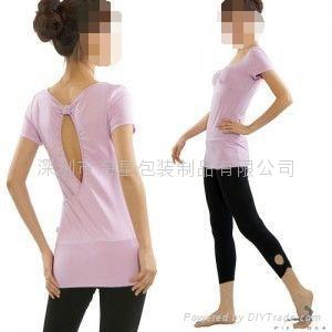 Yoga clothing 5