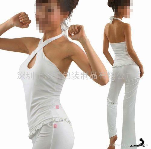 Yoga clothing 1
