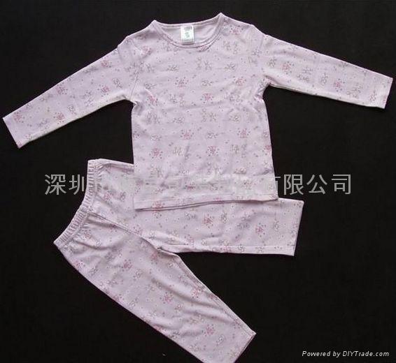 Thermal underwear 4
