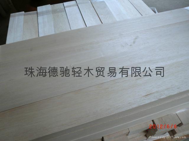 風力發電輕木 1