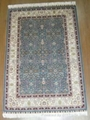 Hand made pure silk carpet Turkey Hereke