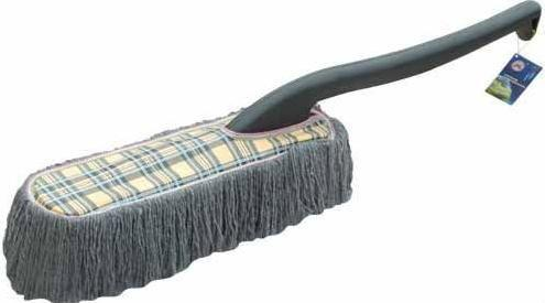 car dust brush with wax inside auto wax cleaning mop with plastic box sl 806 sl 906 che. Black Bedroom Furniture Sets. Home Design Ideas