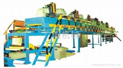 Polyimide tape coating machine