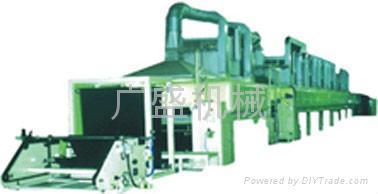 PVC Electronical Insulating Tape Coating Machine 1
