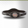 power balance clear wristband