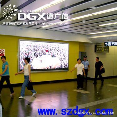 LED Display Screen (Indoor P10) 1