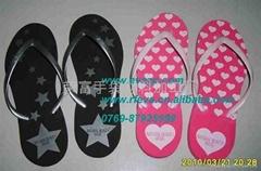 供应EVA沙滩拖鞋