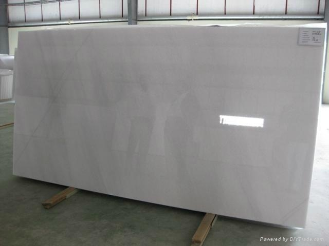 Pure White Marble Nhat Huy Vietnam Manufacturer