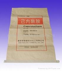Sack Kraft paper woven bags