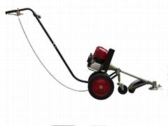 推式割草機