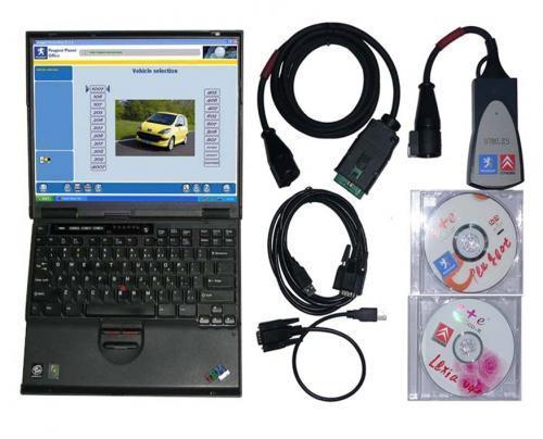 Lexia-3 Citroen/Peugeot Diagnostic 1